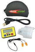 Rechargeable Raceceiver With Semi Pro Earbuds 2108