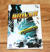 Driver San Francisco The Official Comic Book German Ps3 Xbox 360 Playstation 3