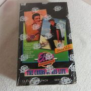 Elvis Presley 1992 River Group Cards Of His Life Collection-sealed Box-series 3