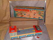 Vintage Sankei B/o Tin Cross Country Express Fully Working Complete W/box