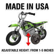 Razor Sx350 350 Sx - Kids Youth Training Wheels Only Motorcycle All Years