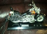 Harley Davidson Telephone By Telemania Official Harley Licensed Item Flame