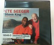 Audio Book On Cds Pete Seeger The Storm King Stories Narratives Poems