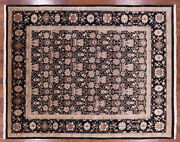 8and039 2 X 10and039 4 Peshawar Hand Knotted Wool Rug - W1288