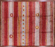 8and039 7 X 9and039 10 Southwest Navajo Design Moroccan Rug - P6255