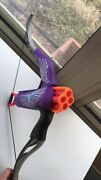 Nerf Rebelle Agent Bow Blaster Without Arrows