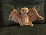 """Ty Beanie Baby """"batty"""" Original -retired - Mint Condition. And Best Priced To Sell"""