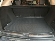 Trunk Cargo Cover Floor Tray Liner Pad Mat For Mercedes-benz Ml 2012-2015 New