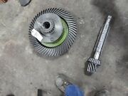 John Deere 4520 Tractor Rear Differential Gear And Pinion Shaft Tag 302