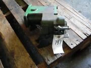 John Deere 4430 Tractor Right Hyd Remote Pioneer Fittings Part R49708 Tag 797