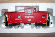Lionel Train 17660 Seaboard Railroad Extended Vision Caboose
