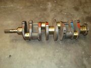 Ford Tractor And Ind. Gas Engine Crankshaft 134-172-192 Oem - New D4jl6300a
