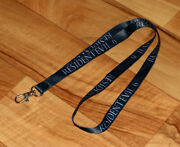Resident Evil 6 Very Rare Promo Lanyard Ps3 Ps4 Xbox One 360 Playstation 3 4