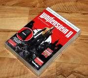 Wolfenstein Ii 2 The New Colossus Preorder Box Incl Drawstring Bag Xbox One Ps4
