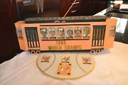 1983 Baltimore Orioles World Champs Players Cards In Custom Train Caboose