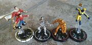 Heroclix Dc Worlds Finest Gaming Figures By Wizkids Mixed Lot