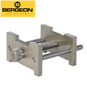 Bergeon 30211 Watch Extensible And Reversible Movement Holder For 25''' - 62'''