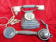 Very Rare Old Vintage Telephone 1930 Year Of The Release Of The Ussr Plus Bonus