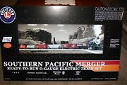 Box Only Lionel O-gauge O-27 Southern Pacific Merger Rail Sounds 6-30167