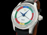 Azimuth Baccarat Marina Bay Sands Collaboration Limited Watch [exhibit Item]