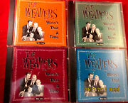 The Weavers - Wasn't That A Time - Set Of 4 Cds - Pete Seeger - Fred Hellerman