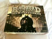 Collectible - Eagle Games Railroad Tycoon The Board Game