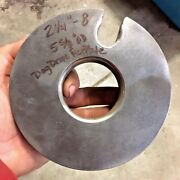 """Metal Lathe Dog Drive Face Plate 2-1/4""""-8 Tpi South Bend Lathe Heavy 10 And 13"""""""