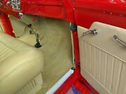 57 Ford Pickup Interior Headliner Kitandvisor Covers Drandkick Panels Carpet Kit