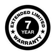Generac 7-year Extended Limited Warranty - Liquid-cooled 70kw-150kw