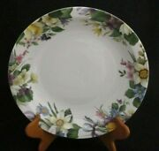 Narcissus By Bill Goldsmith For Site Corot Limoges France Large Serving Bowl