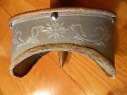 Vintage 1897 Stereoscope Viewer -etched - Unbranded - 50 Stereo Cards
