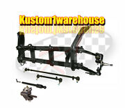 Vw Volkswagen Bug Rebuilt Balljoint Front End Axle Beam 1966-1977 With Spindles