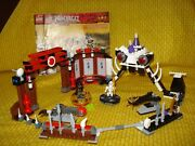 Lego Ninjago Golden Weapons The Battle Arena 2520 Usedw/booklets Boys/girls 7-14