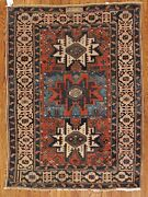 An Antique Shirvan Cocasian Rug 7861 With Date