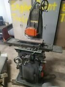 Brown And Sharpe Surface Grinder With Magnetic Chuck