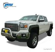 Textured Pop-out Bolt Style Fender Flares Fits Gmc Sierra 1500 2014-2015