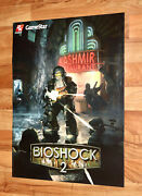 Bioshock 2 / Left 4 Dead Very Rare Poster 74x56cm Playstation 3 Xbox 360 Ps3