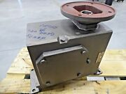 Sterling 118-4771wd Used Gear Reduction Box 1760 Rpm 101 Ratio 15 Hp