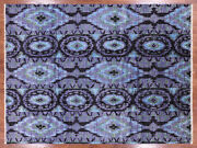 7and039 10 X 10and039 4 Hand Knotted Ikat Area Rug - P5970