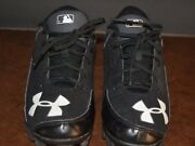 Under Armor Bound Baseball Shoes, Us 5.5y Pre-owned