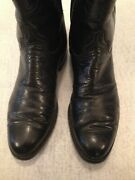 Dize 9 Lucchese Ostrich Boots, Great Condition