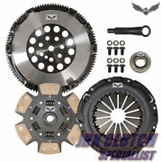 Jd Stage 3 Performance Clutch Kit And Flywheel 93-99 Eclipse Gst Turbo 7bolt