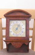 Vintage And Antique Clock Wall And Bracket Fusee Repair And Overhaul And Service