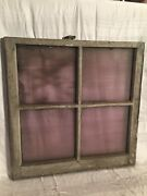 Prism Glass Sash 30x30 Ex.condition Luxfer/american 3 Way