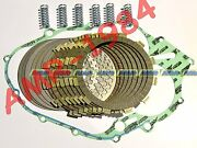 Clutch Discs Full + Seal Bmw 650 From 1993 A 2003 F1496ac + Springs