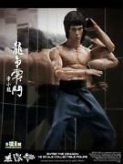 Hot Toys Bruce Lee Enter The Dragon Dx04 2 Bodies Genuin Figure Deluxe Edition