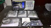 4 Channels 2gsa/s 200mhz Digital Oscilloscope 7and039and039 Tft Lcd 800x480 Usb Dso7204b