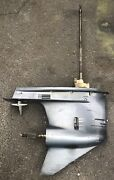 Yamaha Outboard 2002 225 Hp 25 F225txrb 4 Stroke Lower Drive Unit Reconditioned