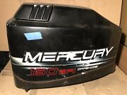 Mercury 150 Hp Efi Offshore Outboard Hood Cover Cowl Cowling