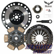 Jd Stage 3 Sport Clutch And Performance Flywheel Kit For 86 Fr-s Brz 4u-gse Fa20